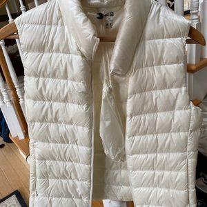 Warm Thin puffer vest